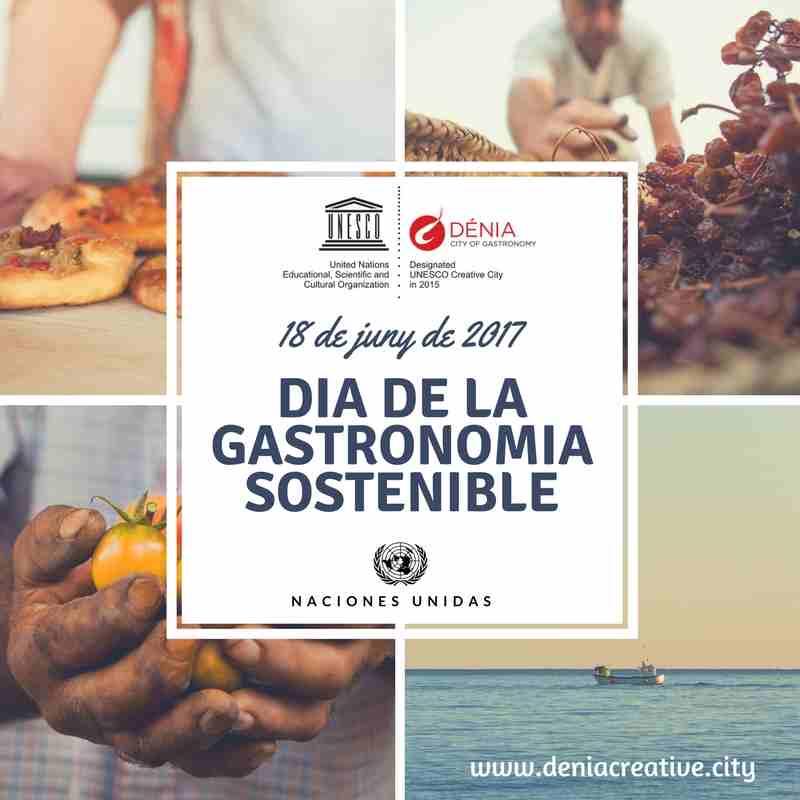 D a de la gastronom a sostenible d for Maquinaria y utensilios para la produccion culinaria