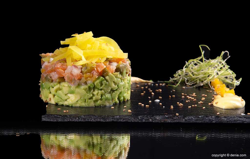 Exquisitos platos Restaurant Noguera
