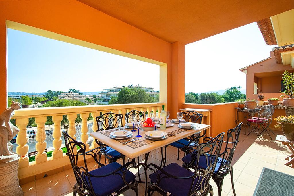 Fantàstica terrassa Aguila Rent a Vila