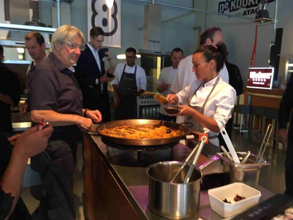 La gastronom a de d nia conquista roma y msterdam d for Oficina turismo roma