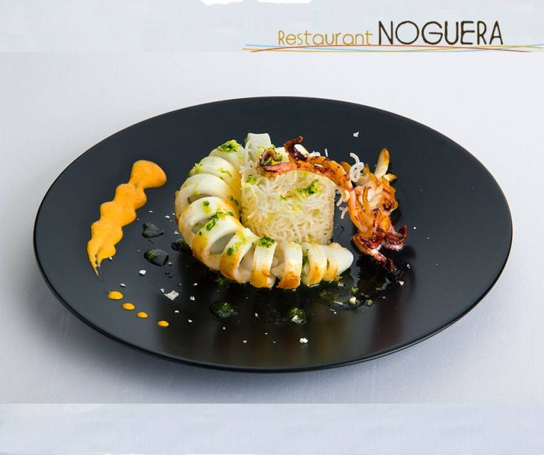 Platos Restaurant Noguera