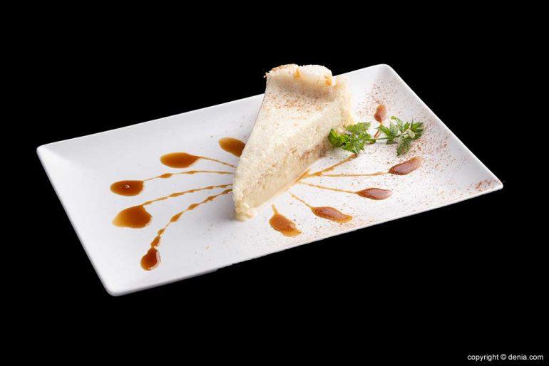 Postre Restaurant Noguera