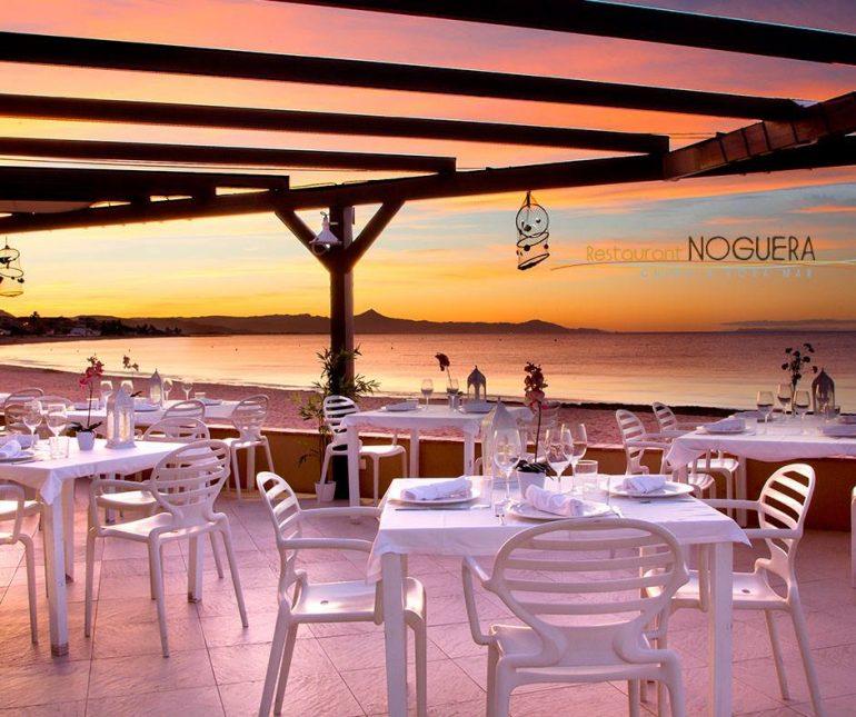 Restaurant Noguera terraza