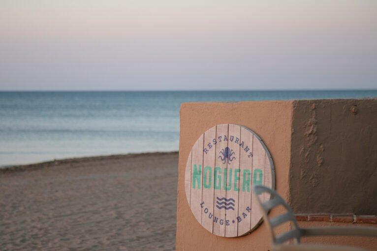 Restaurante al lado del mar en Dénia - Restaurant Noguera