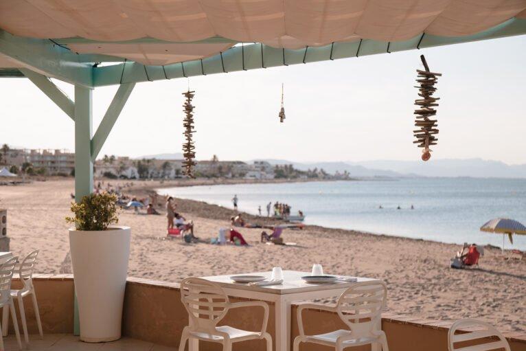 Restaurante en la playa en Dénia - Restaurant Noguera