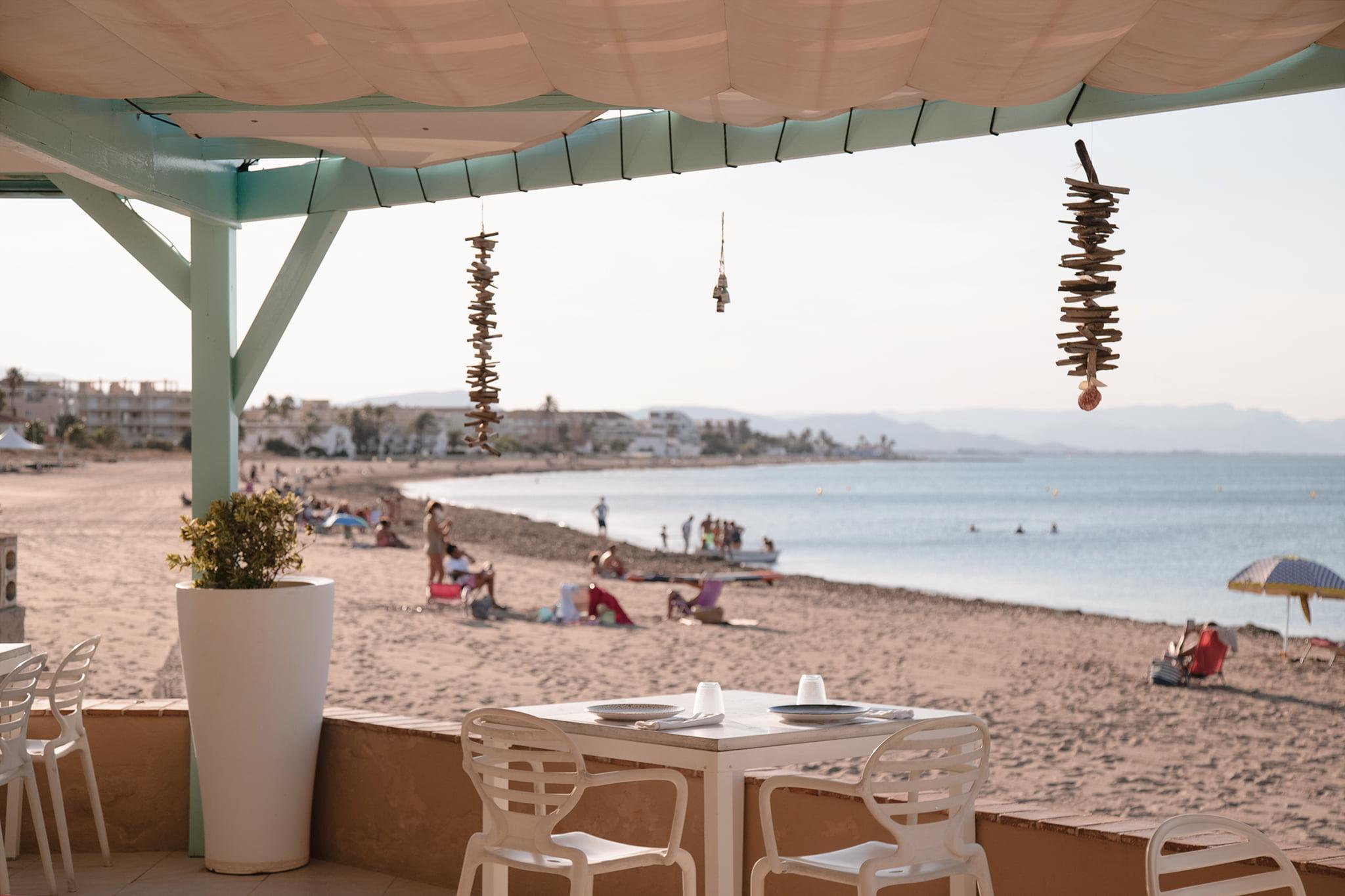 Restaurante en la playa en Dénia – Restaurant Noguera