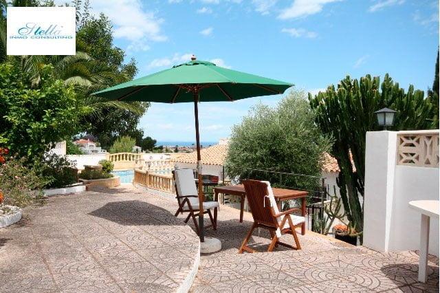 Terrasse avec vue sur Stella Conseil immobilier