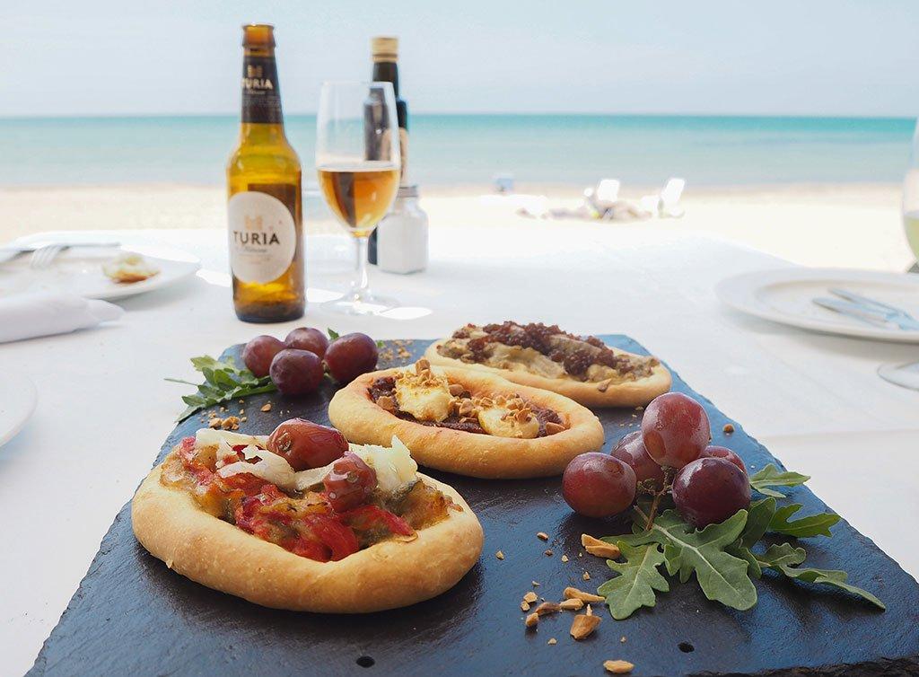 Tomar un aperitivo junto al mar en Dénia – Restaurant Noguera
