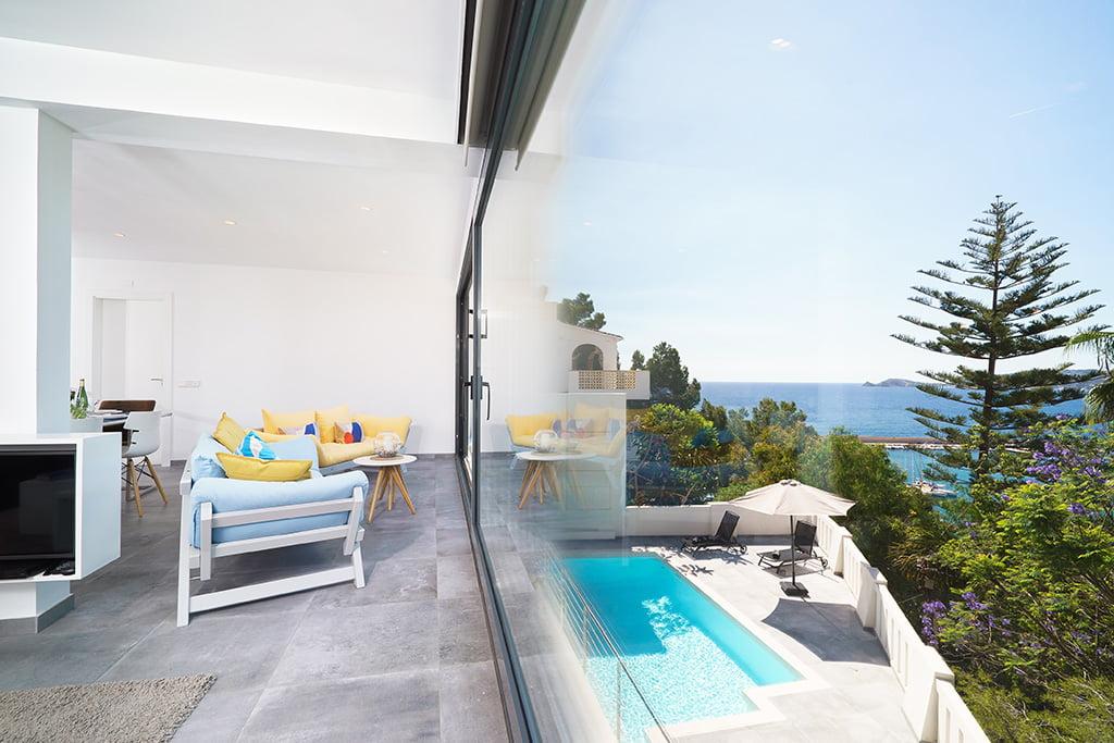 Habitatge amb grans vistes a Aguila Rent a Vila