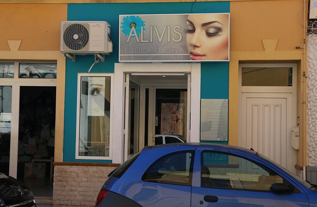 Alivis estètica i bellesa