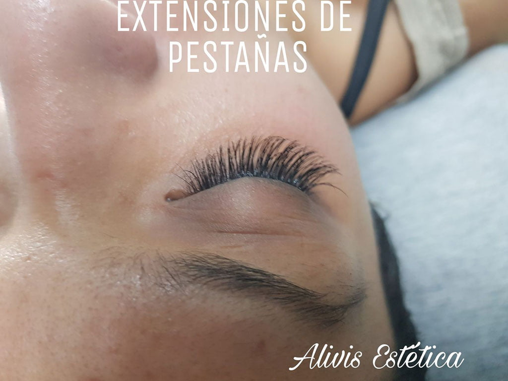 Extensions Alivis estètica i bellesa