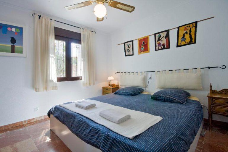 Habitació matrimoni Quality Rent a Vila