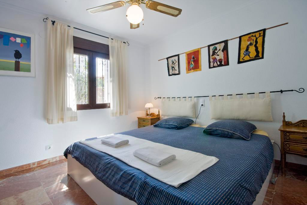 Chambre double Quality Rent a Villa