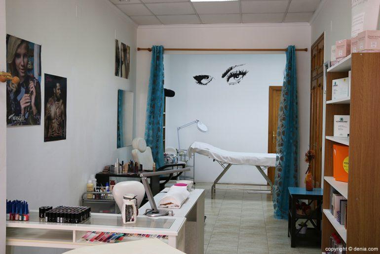 Interior Alivis estètica i bellesa