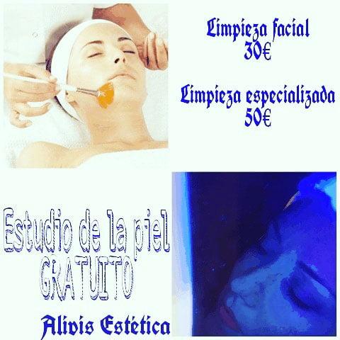 Neteja Alivis estètica i bellesa