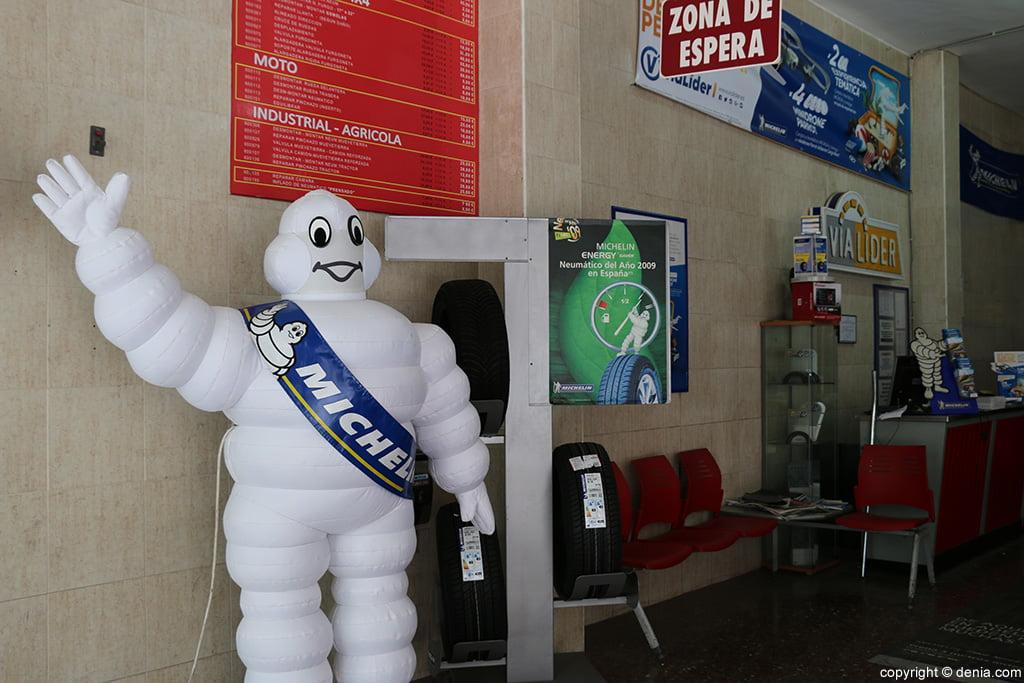 Michelin Auto Recambios Denia