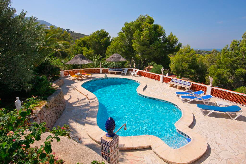 Pool house Quality Rent a Villa