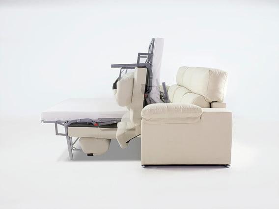 Sofà blanc Ok Sofas