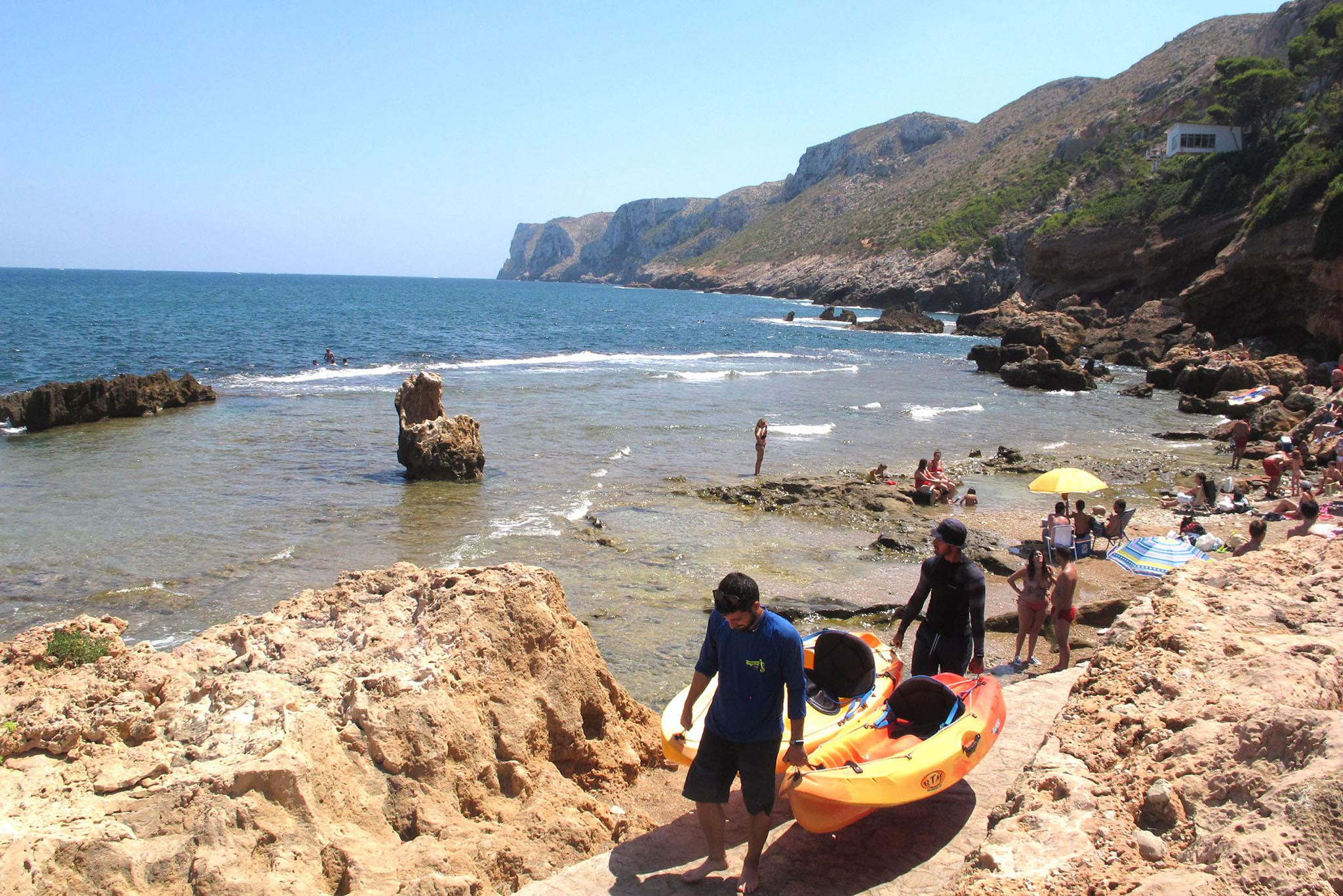 Playa de Les Arenetes