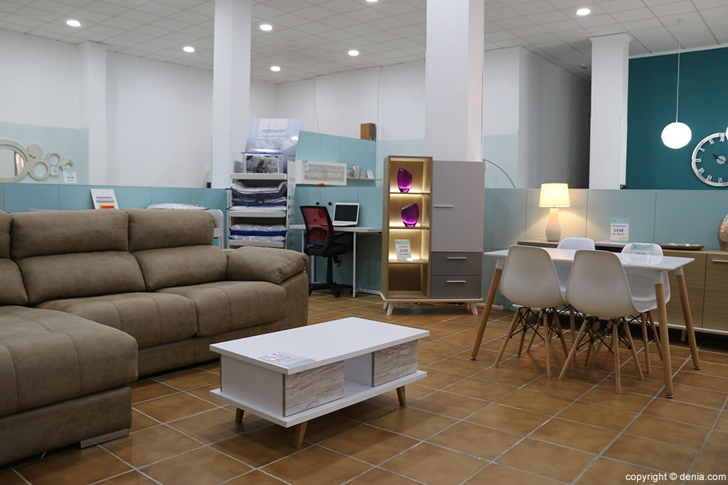 Variedad muebles mar dise o y descanso d - Muebles en denia ...