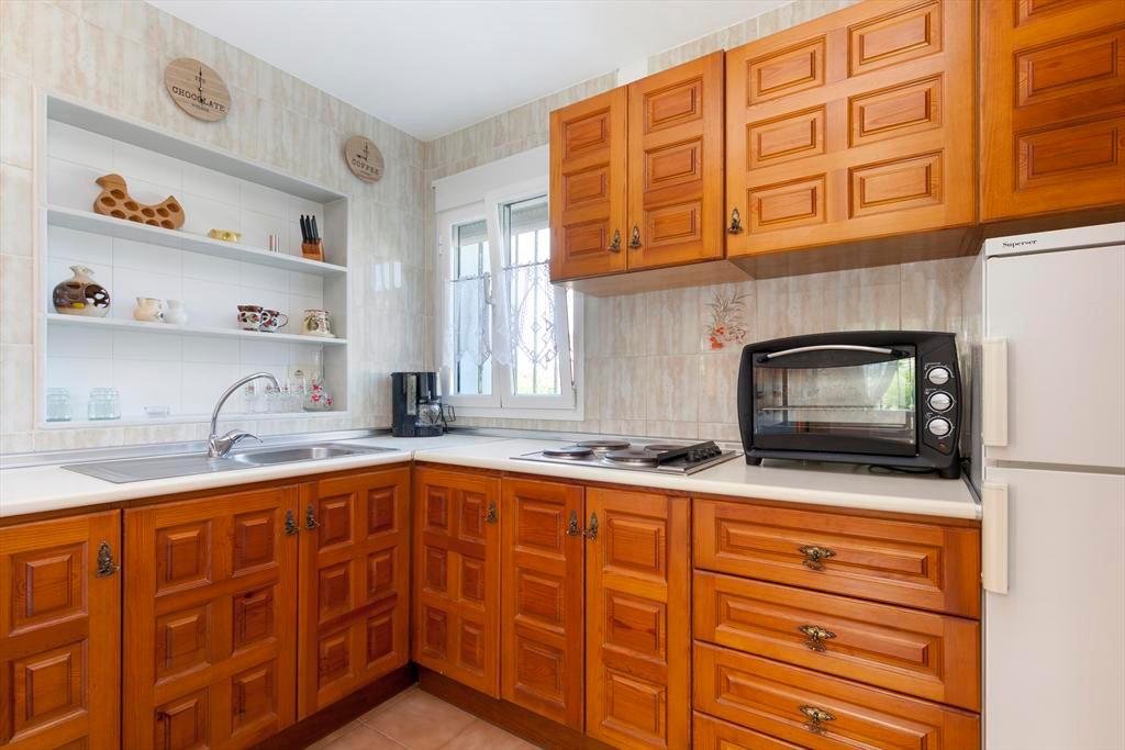 Cuina de la casa Quality Rent a Vila