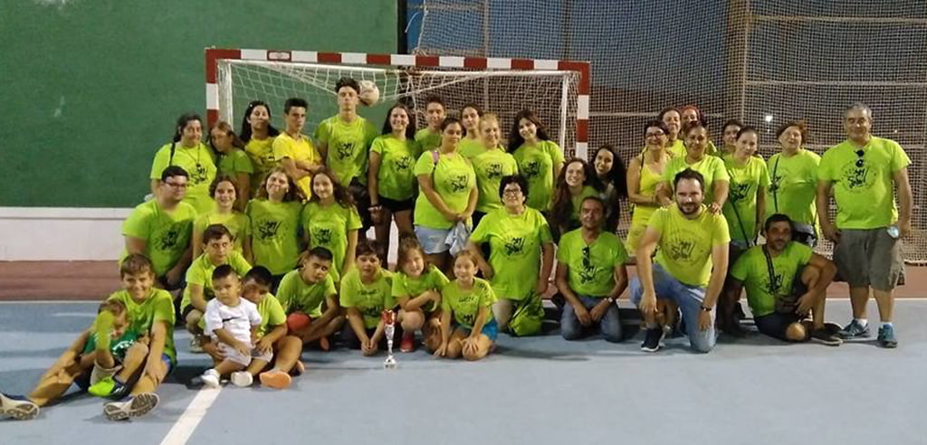 Falla Camp Roig winning tournament committee