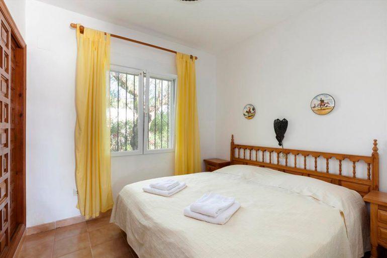 Habitació lluminosa Quality Rent a Vila