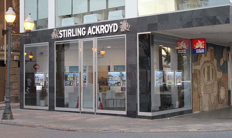 Stirling Ackroyd Spain