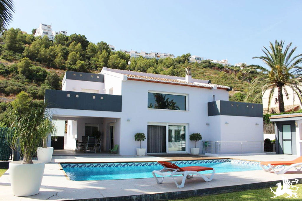 Villa Stirling Ackroyd Spain - VENUDA