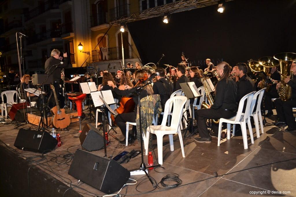 Bandatòrium Dénia 2017 – Músicos