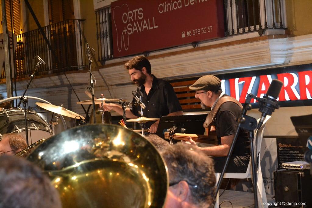 Bandatòrium Dénia 2017 – Músicos de Andreu Valor