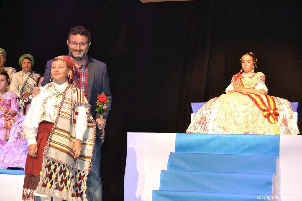 Presentación infantil Port Rotes 2018 – Óscar Mengual