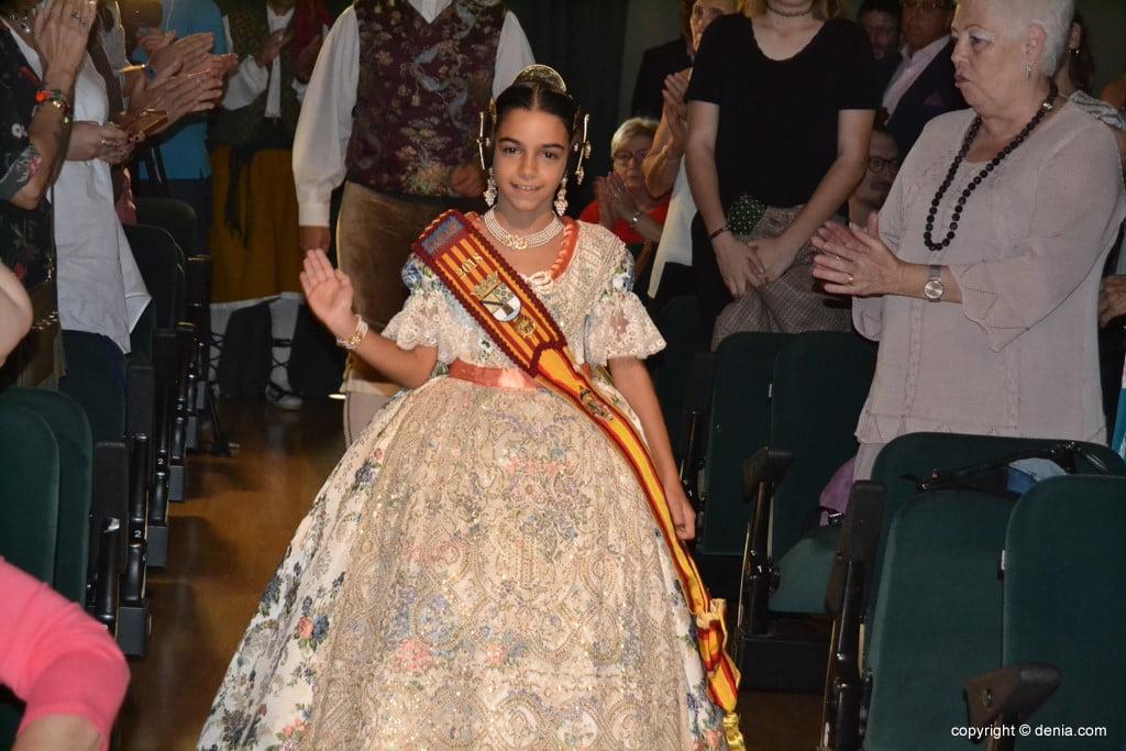 Presentación infantil Port Rotes 2018 – Fallera Mayor Infantil de Dénia