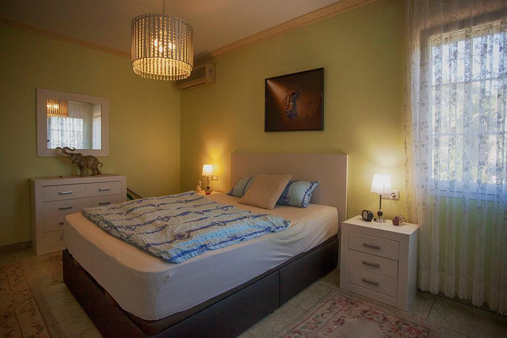 Gezellige slaapkamer Stella Inmo Consulting