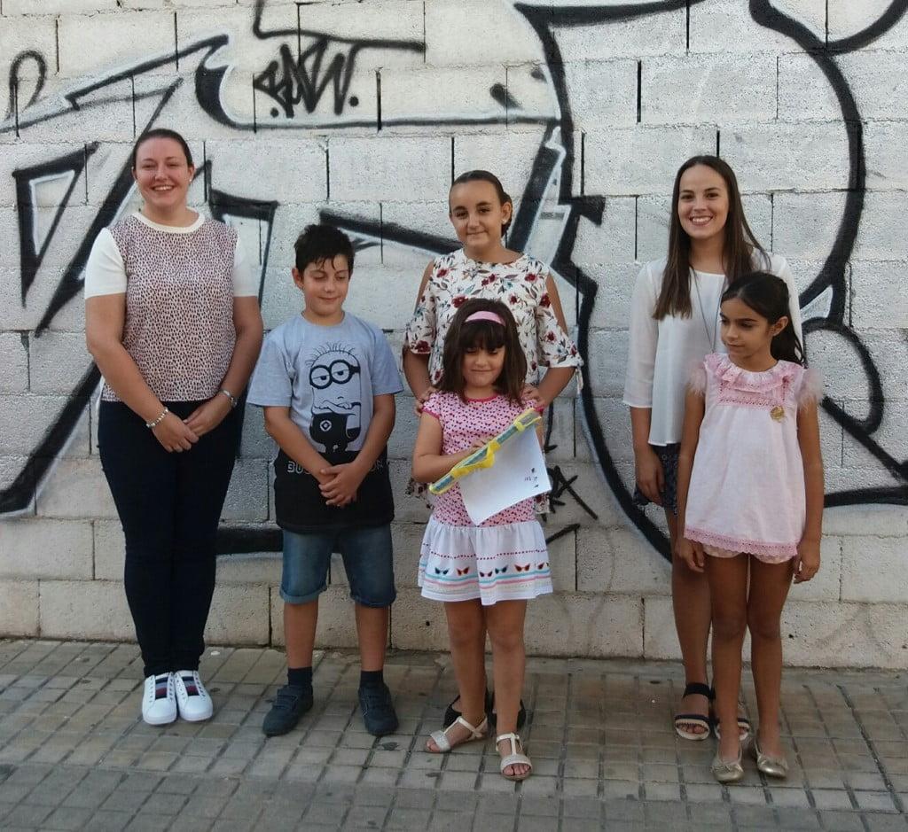 Concurso de dibujo infantil baix la mar 2017 alicia - Concurso de dibujo 2017 ...