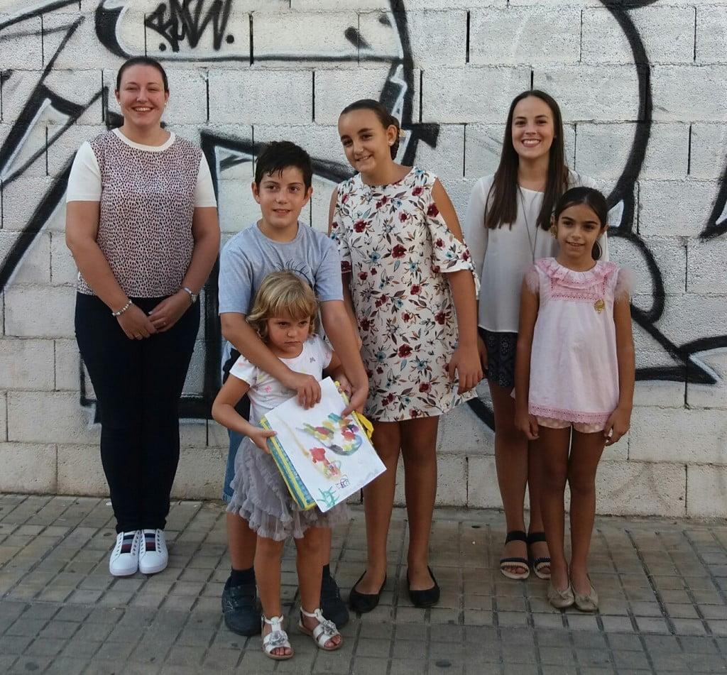 Concurso de dibujo infantil baix la mar 2017 claudia - Concurso de dibujo 2017 ...