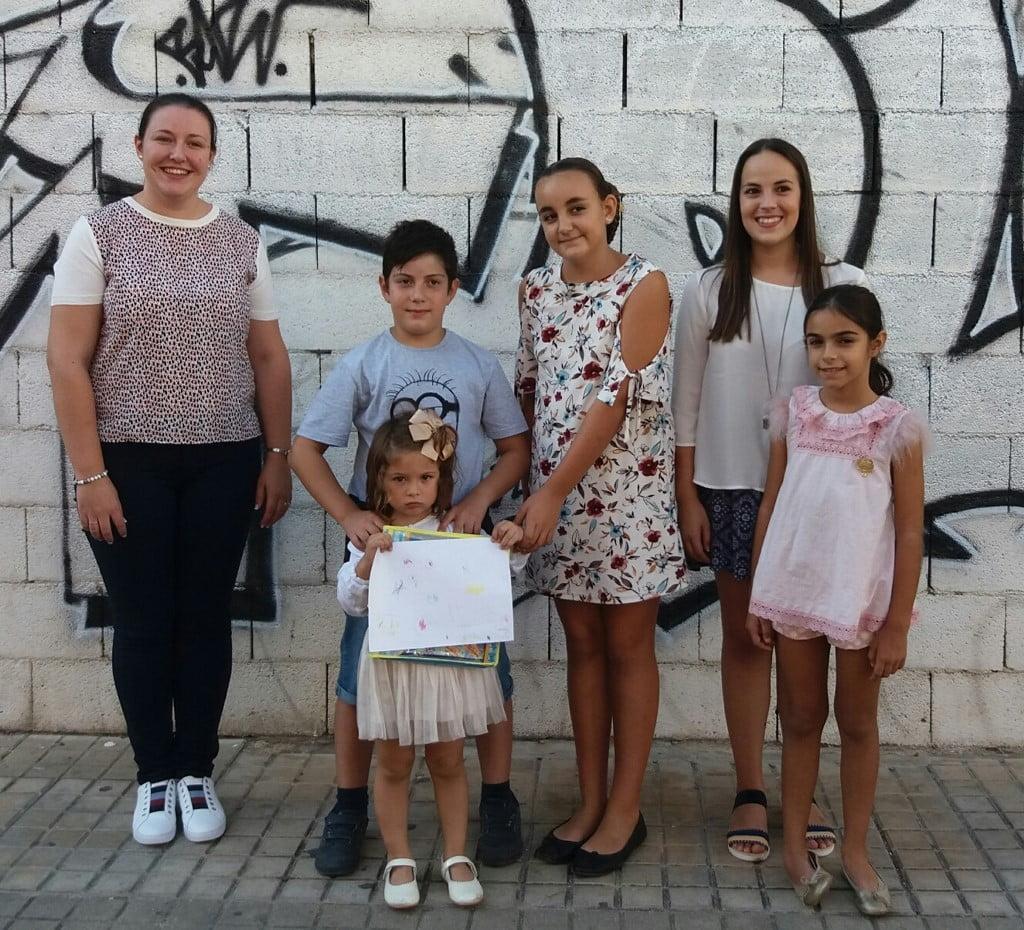 Concurso de dibujo infantil baix la mar 2017 elia - Concurso de dibujo 2017 ...