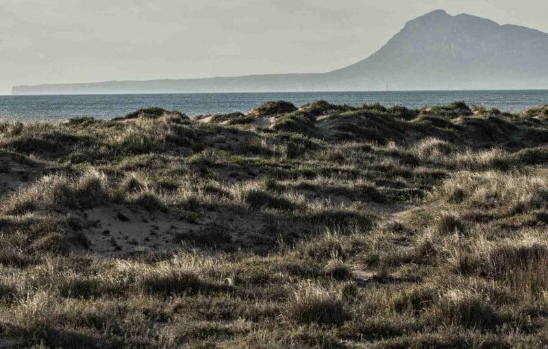 Conferencia sobre la erosión de las playas