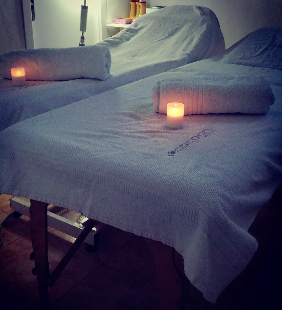 Dos camas en Victoria, estética y bienestar