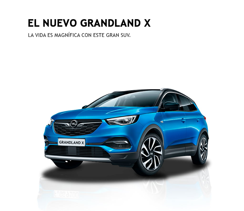 Auto denia motors arrives at the new grandland x the Grand motors used cars