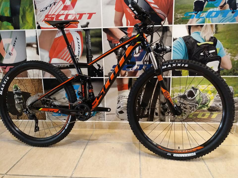 Scott Spark 960 2018 Cycles Desnivell - Dénia.com