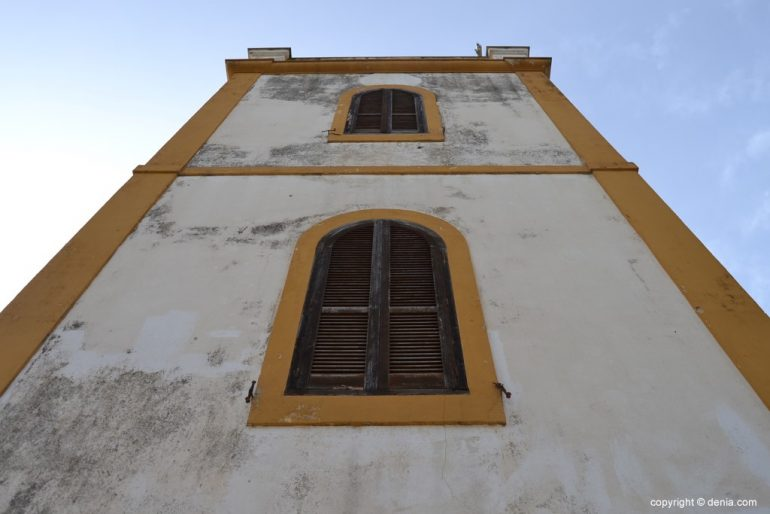 Torre de la casa de Torrecremada