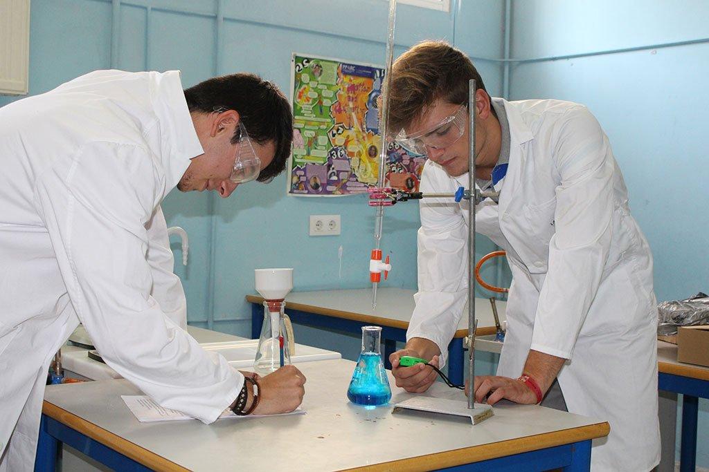 Ciència Lady Elisabeth School