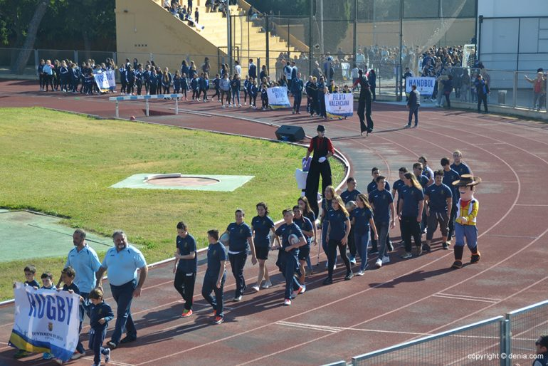 Dénia presented the sports offer of its 16 Municipal Schools - Dénia com