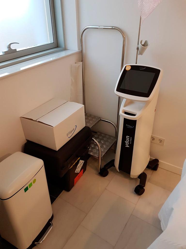 New Ellipse Aesthetic Clinic Castelblanque machine - Dénia com