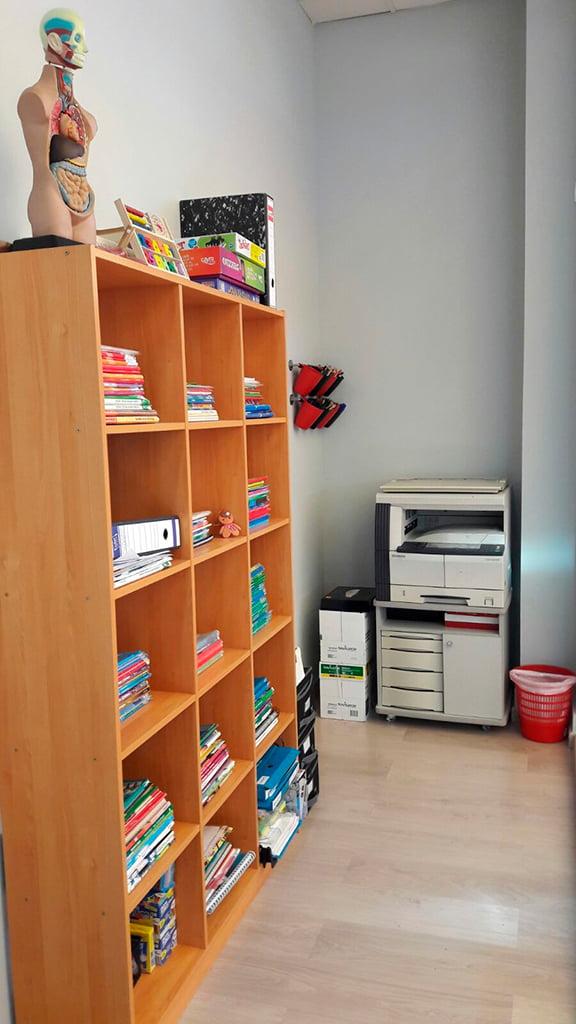 Nou espai a De Pe A Pa Classes Particulars