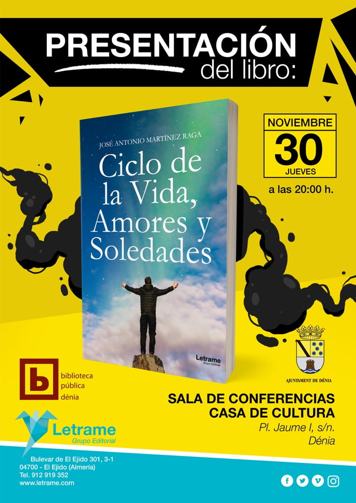 Presentation Of The Book Cycle Of Life Love And Loneliness