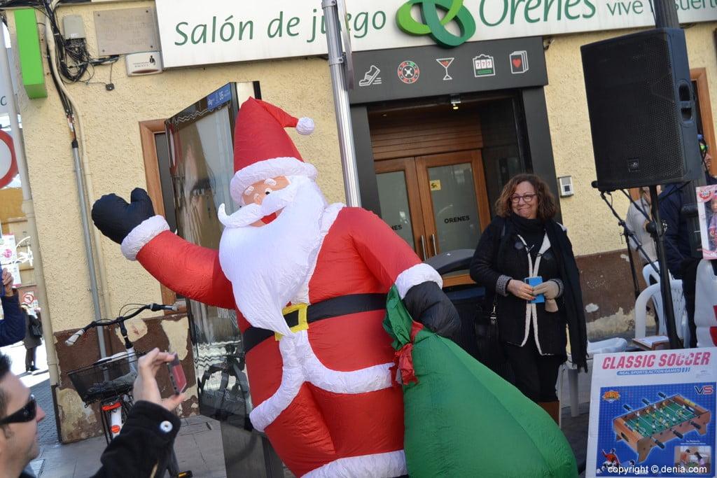 Día de la Banderita Dénia 2017 - Santa Claus