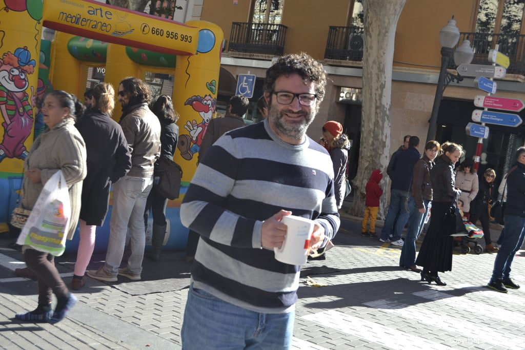 Día de la Banderita Dénia 2017 - Óscar Mengual