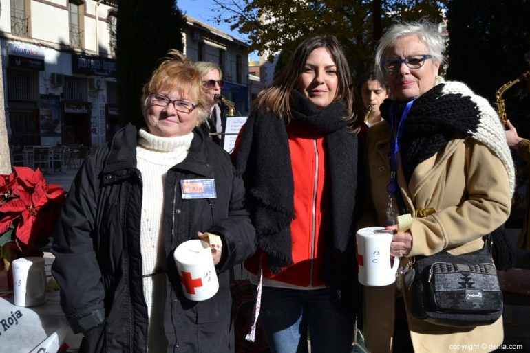 Banderita Dénia Day 2017 - Volunteers